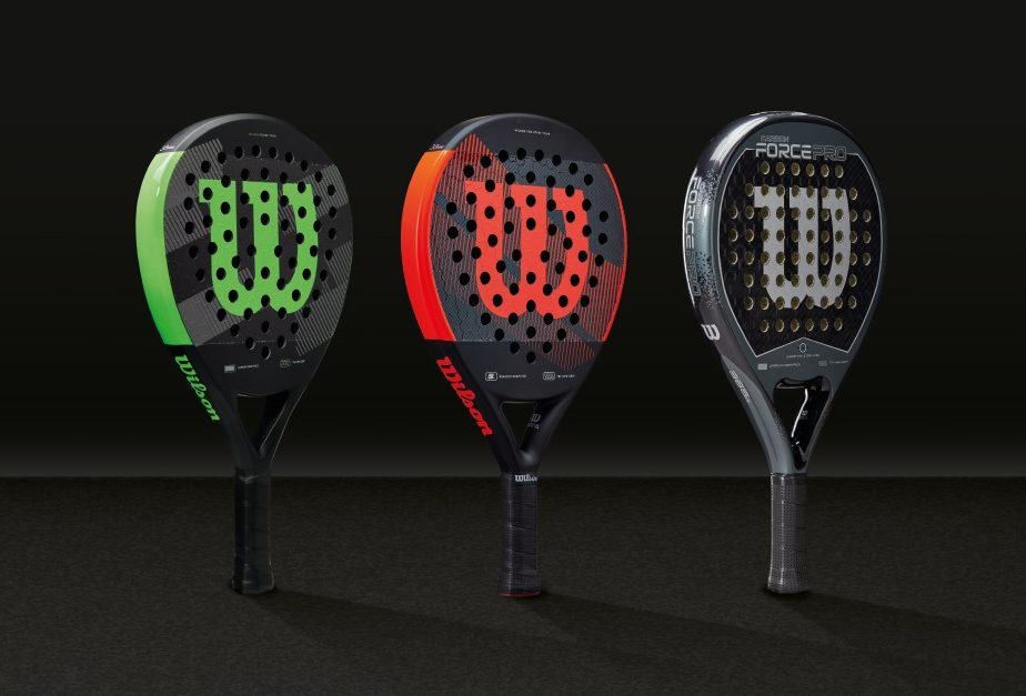 Focus sur la collection padel Wilson 2019