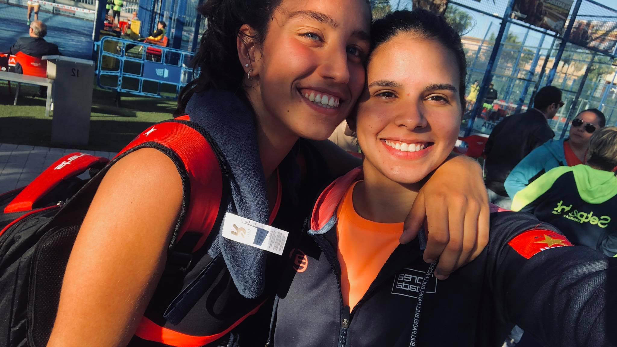 Una parella encantadora: Delfie Brea / Bea Gonzalez