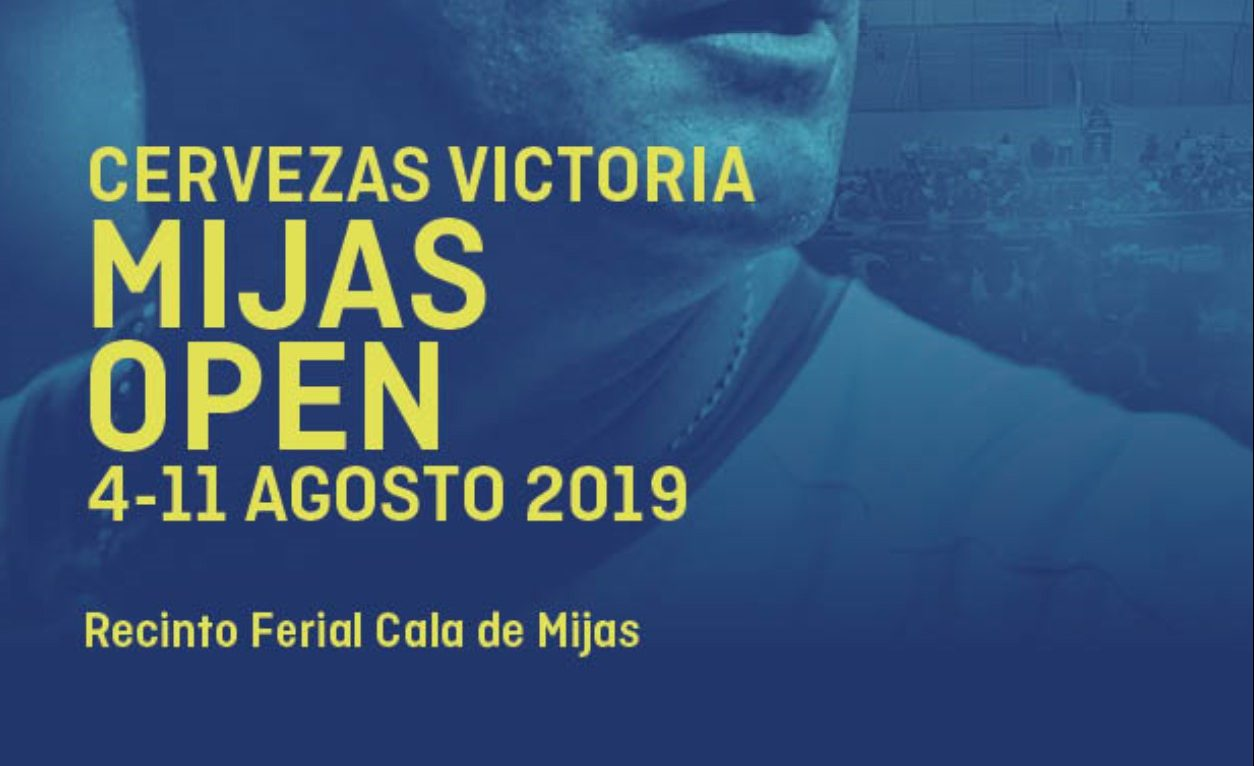 Finales en LIVE – Open de Mijas 2019