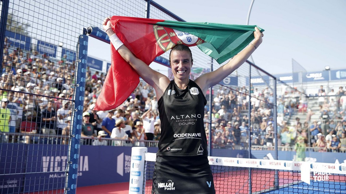 Le Portugal s'illustre sur le World Padel Tour