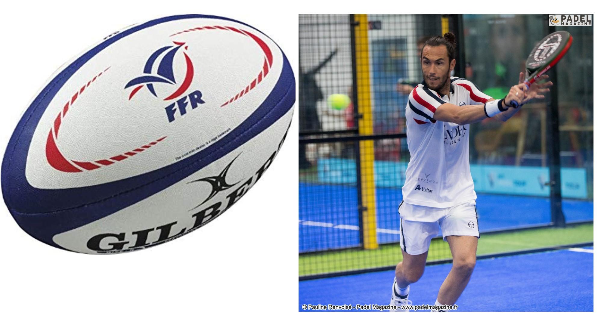 Robin Haziza, future carrière de rugbyman ?