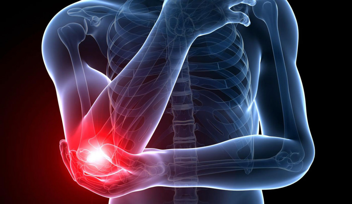 Causes of elbow tendonitis