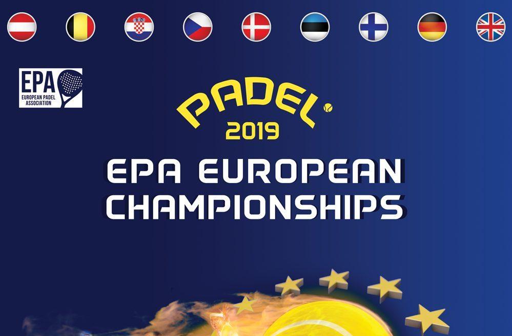 Les championnats d'Europe de padel à Lisbonne – EPA