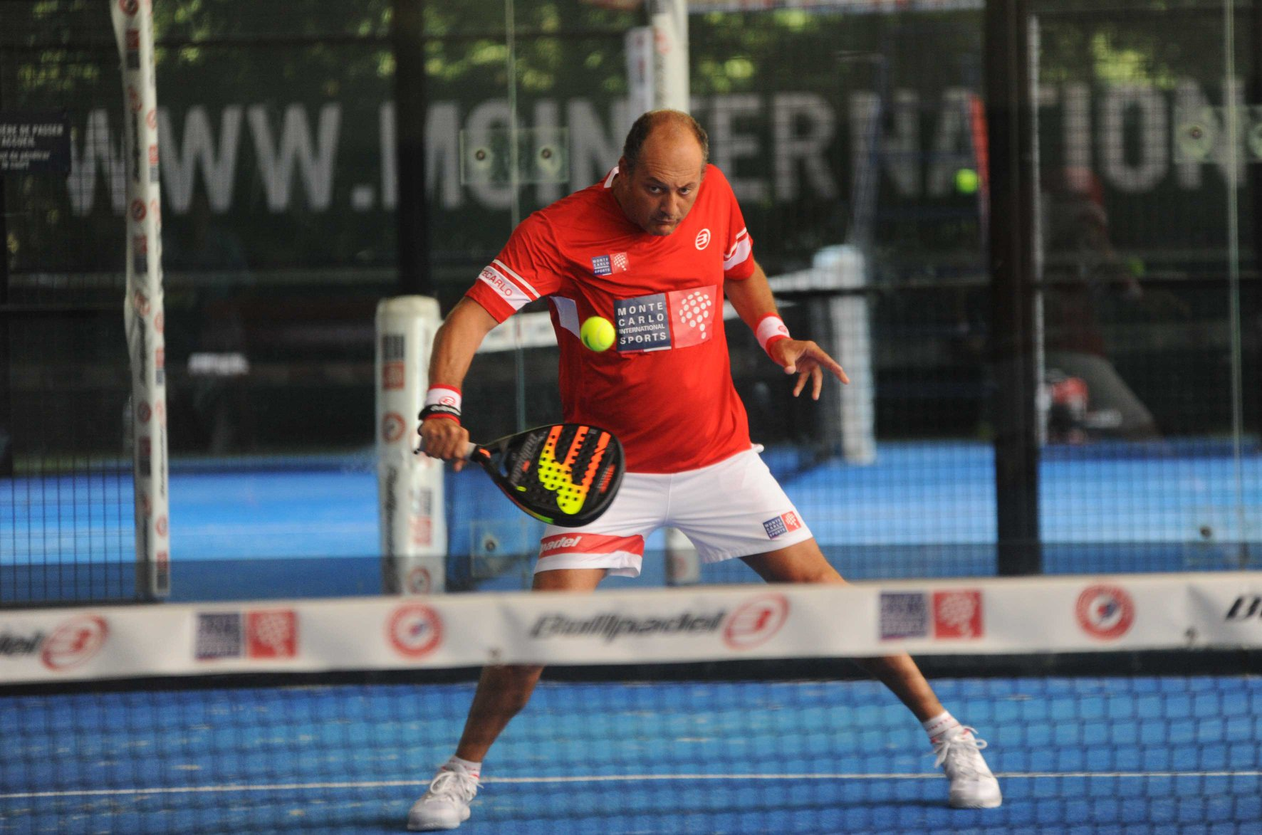 """APT Padel Tour, le circuit international de référence"""