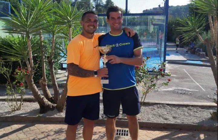 Ferrandez / Gourré remporte leur 1er P1000 à Vence