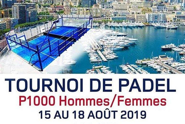 Apri Tennis Padel Soleil - P1000 - dal 15 al 18 agosto