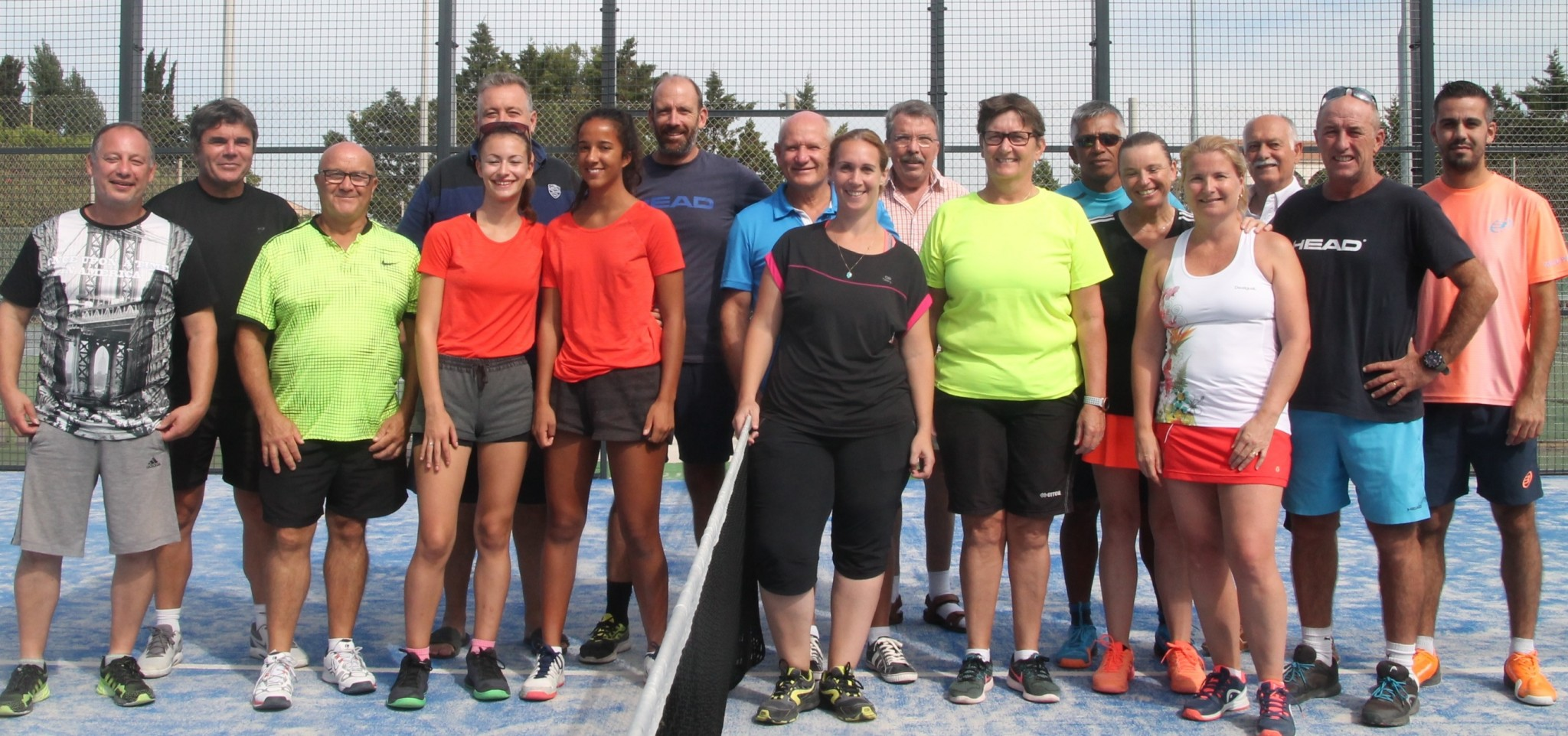 P100 – Valras – National Padel Cup – 21 et 22 septembre