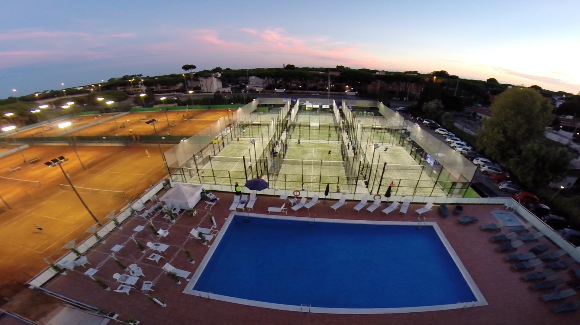 Andres Gimeno Tennis Club à Barcelone
