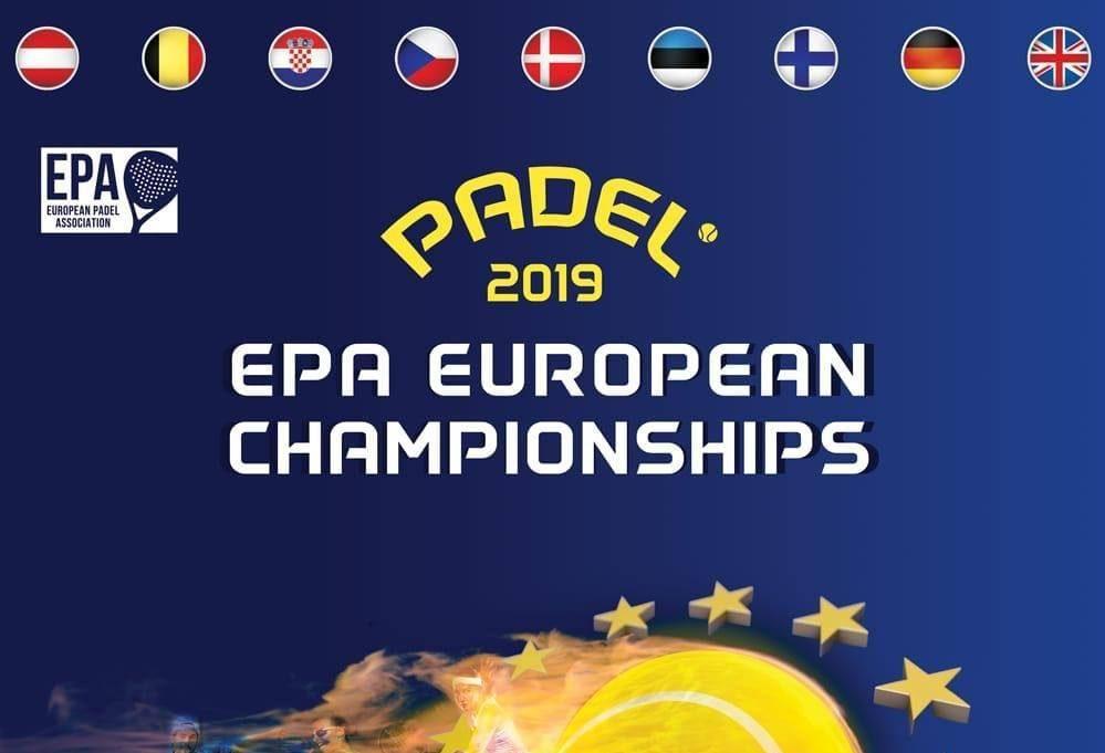 Lisboa Racketpour les Championnats d'Europe de padel