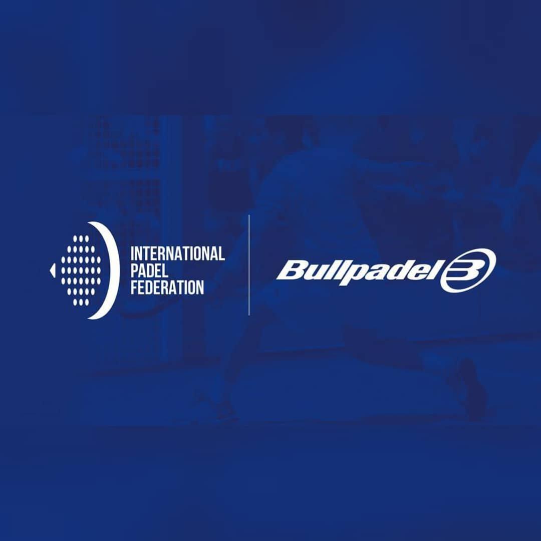 Bullpadel, sponsor FIP