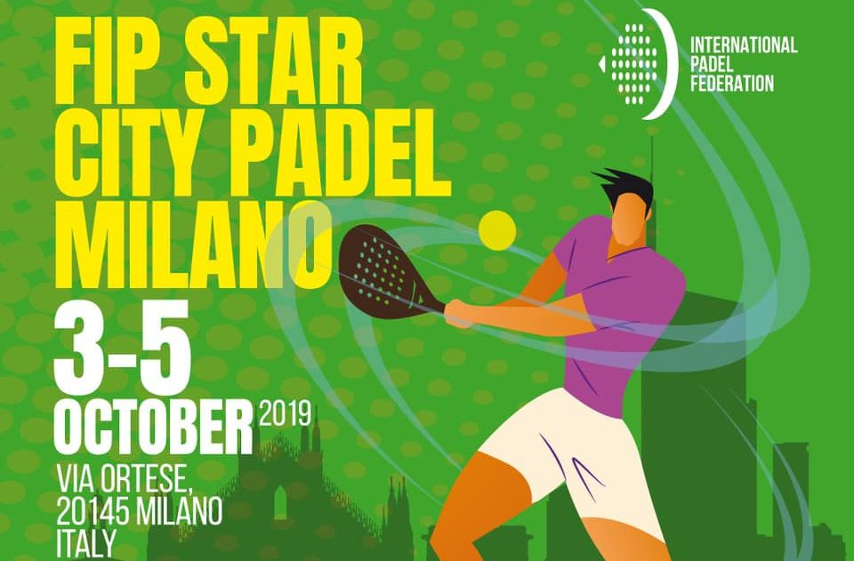 FIP STAR – CITY PADEL MILANO