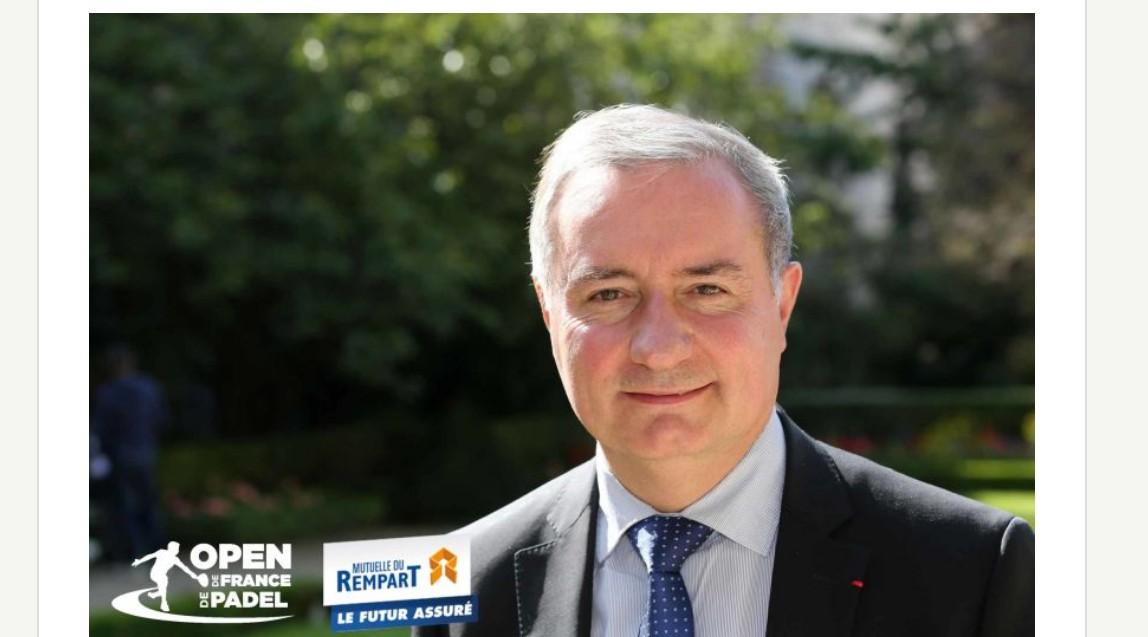 Remise des prix avec M. Jean-Luc Moudenc, Maire de Toulouse