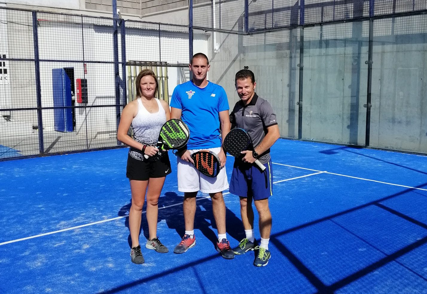 Stages padel à Ténérife : La destination qui monte !