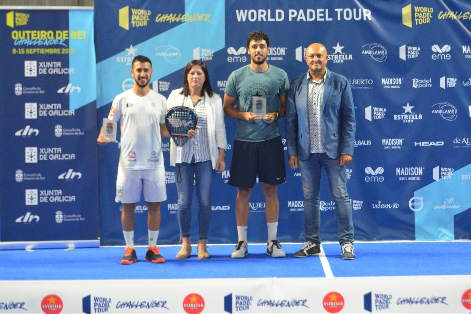 Cepero/Lijo vainqueurs du WPT Challenger Outeiro de Rei