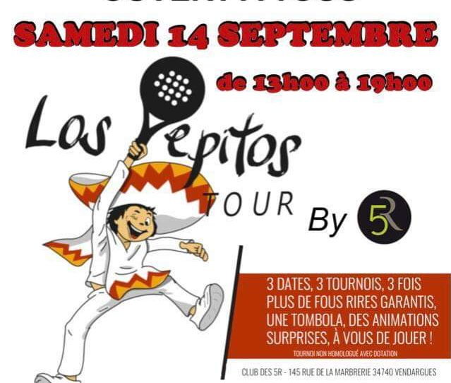Le tournoi de Los Pepitos le 14 septembre