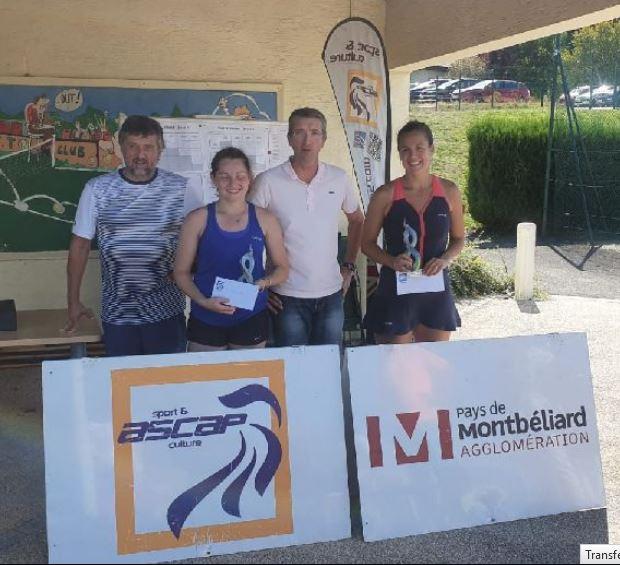 Guisard-Diemer / Enmer vince il Montbéliard P1000