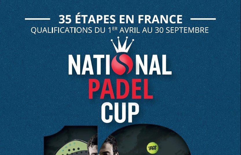 La National Padel Cup à All In Padel Sports !