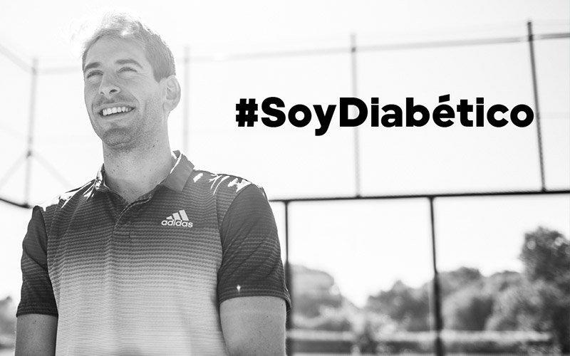 Alex Ruiz, le joueur diabétique