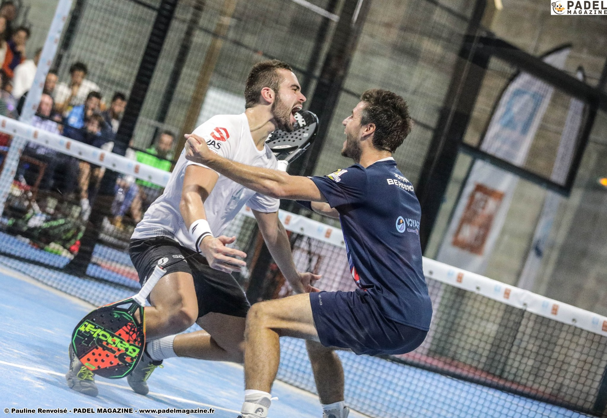 French Championship 2019: Blanqué / Bergeron for history!