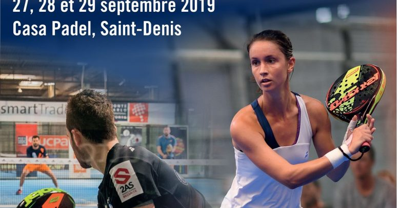 Championnats de France de padel 2019 – 3e place dames – Lovera / Casanova vs Soubrié / Vandaele