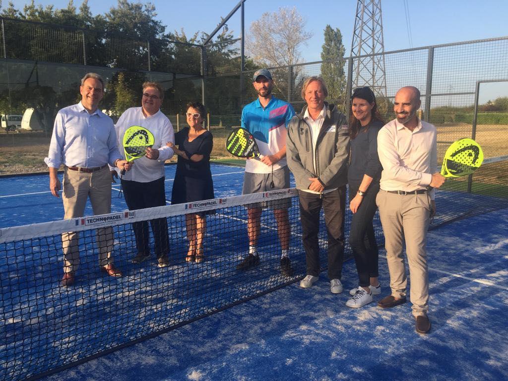 ALM Padel : Le 1er club de padel à Evreux