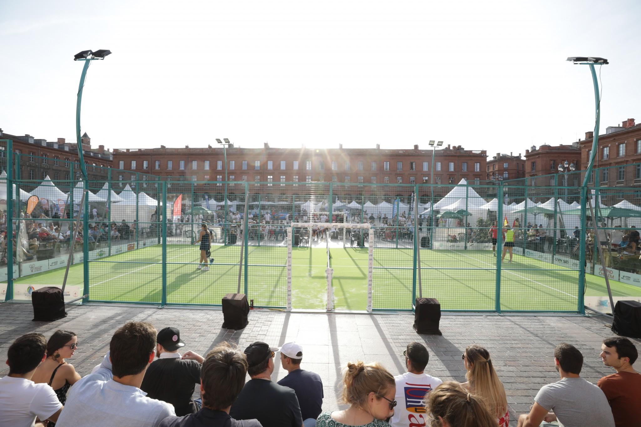 Finale de luxe à l'Open de France : Llaguno / Gay vs Collombon / Bergeron