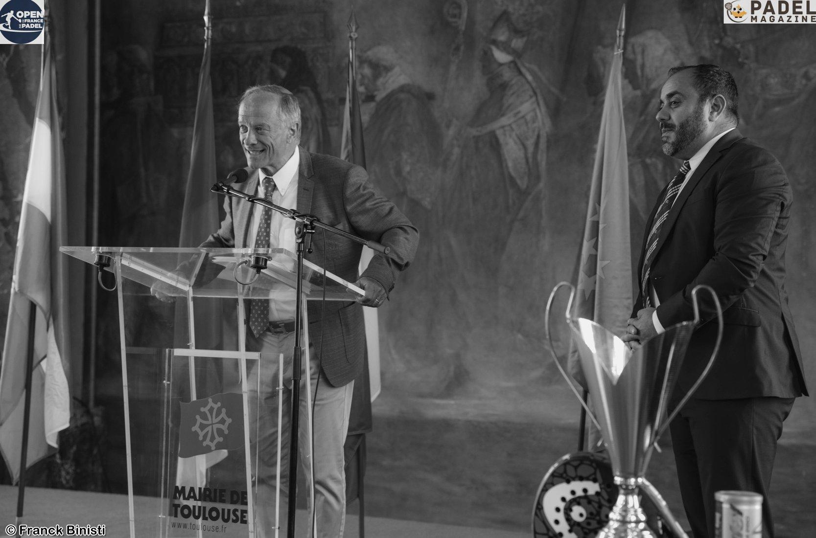 第十三届法国公开赛帕德尔·穆图埃勒·杜·伦帕特:非凡的平衡!