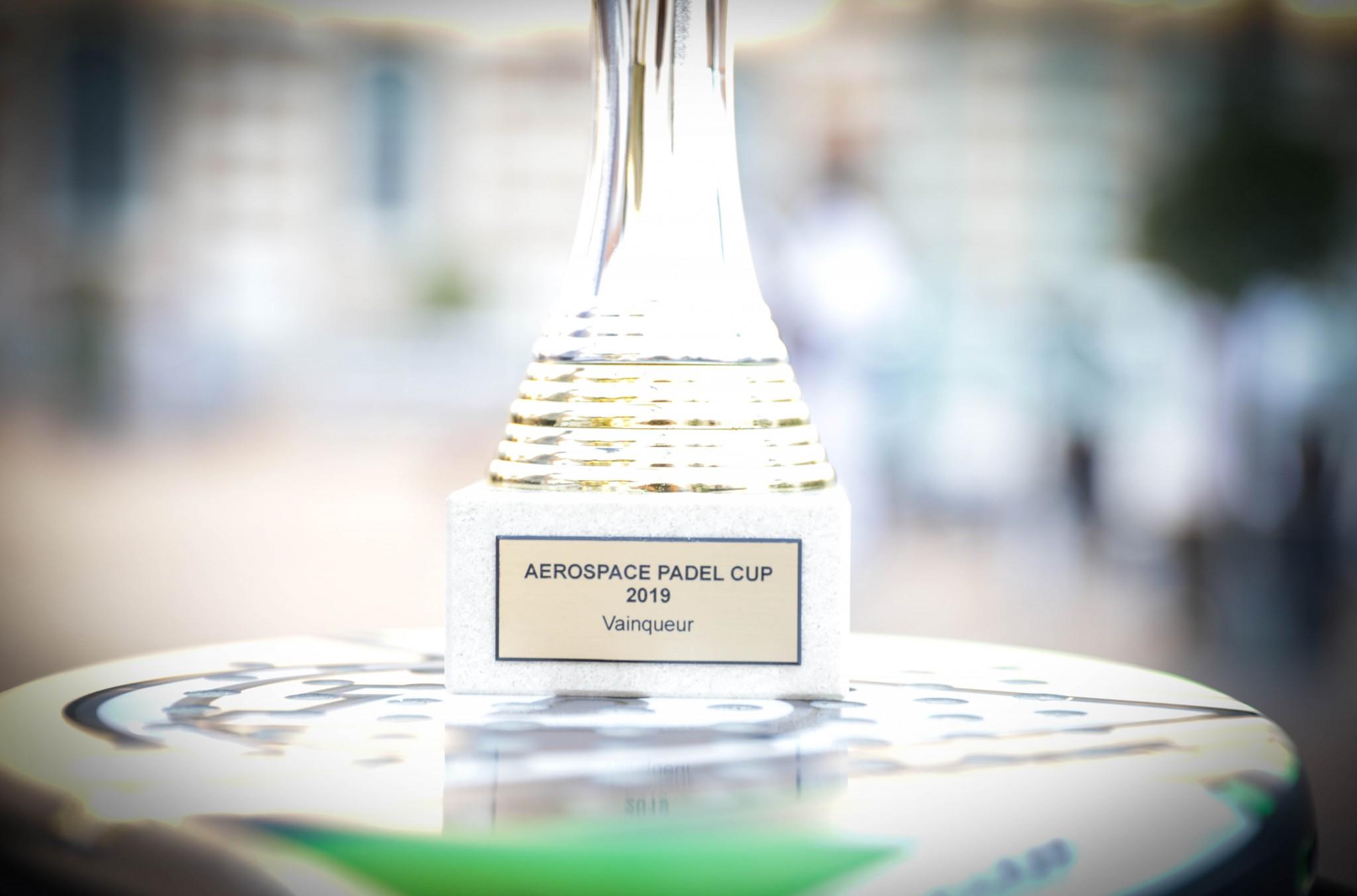 Lancement du Tournoi International de Padel Mixte - Padel Magazine