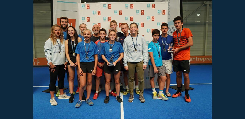 Sélectionnés des championnats du Monde par équipes Jeunes 2019