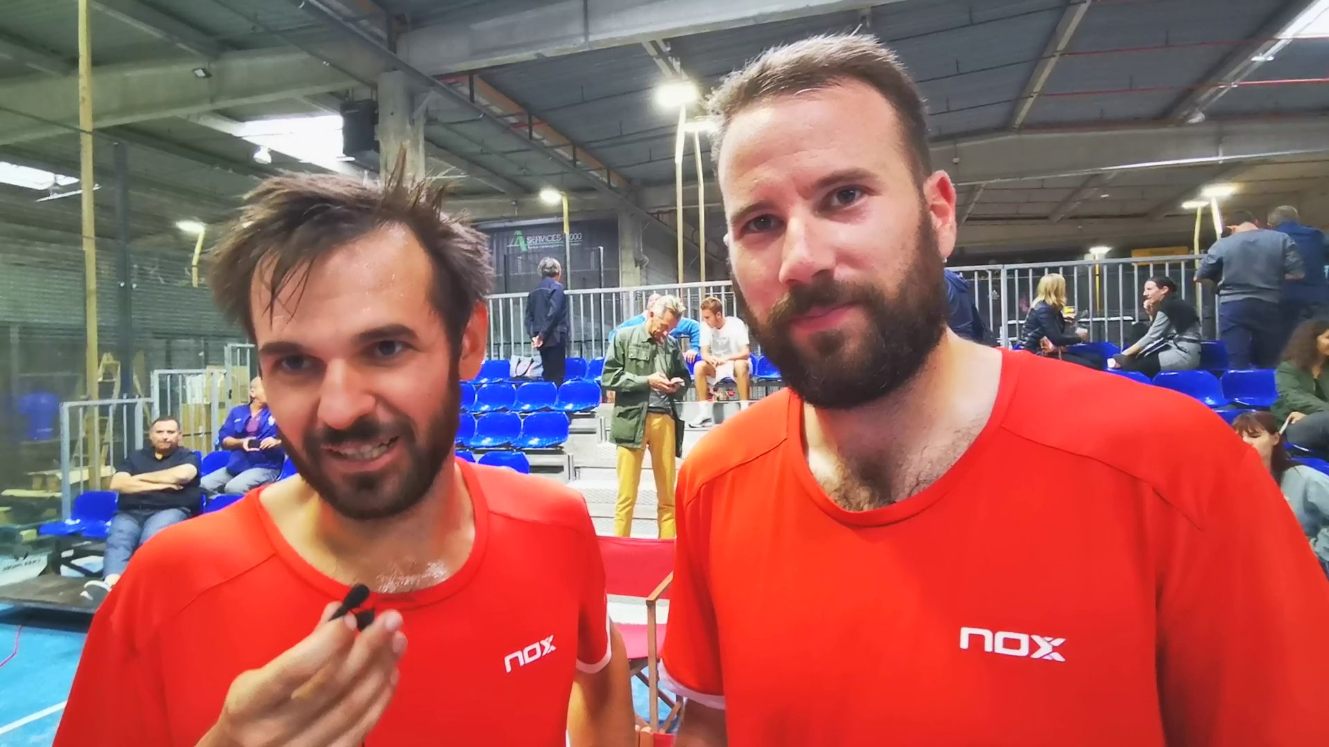 French Championship 2019: and the first finalists are ...