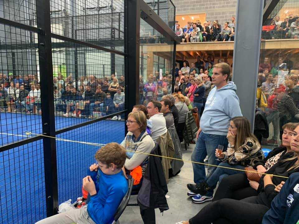 Succès du World Padel Tour Brussels Exhibition