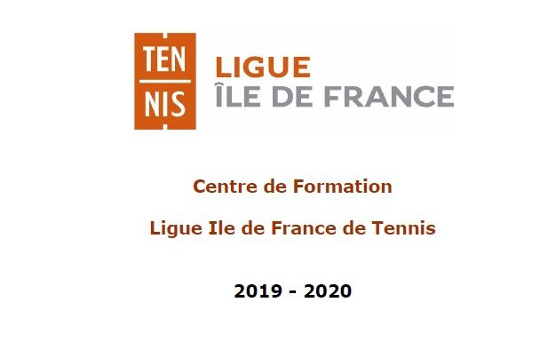 Padel Training - Ligue Île de France