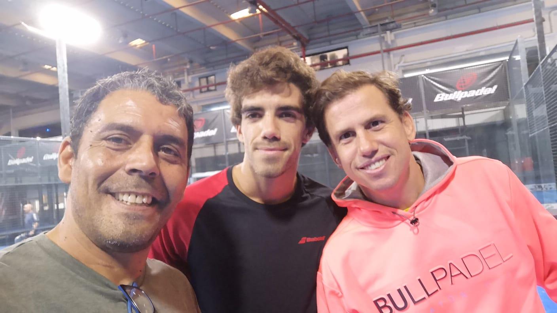 Paquito et Juan Lebron ont un nouvel entraineur