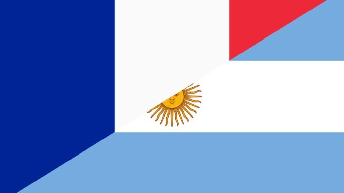 Globale Padel Juniors 2019-1 / 2 ragazze - Match 2 - Francia vs Argentina