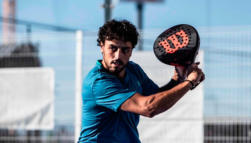Pablo Lijo signs with Wilson Padel