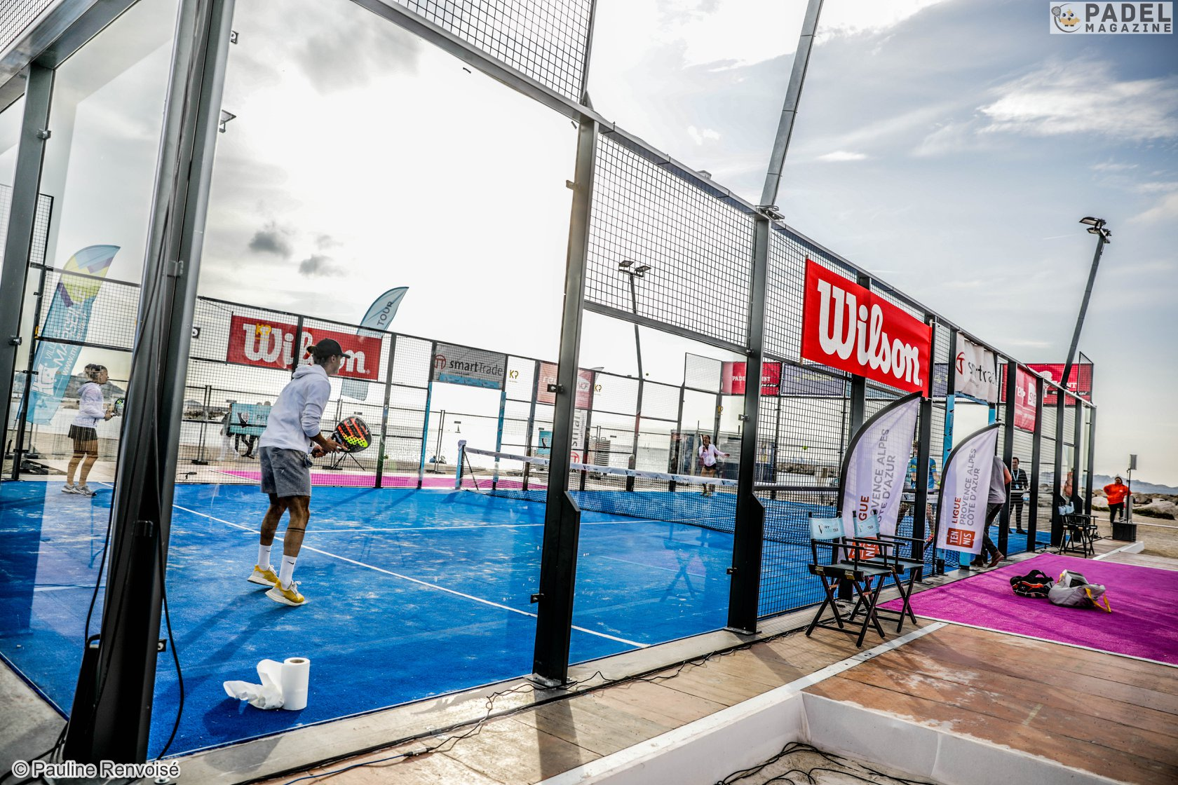 FFT PADEL TOUR 2021 will hurt!