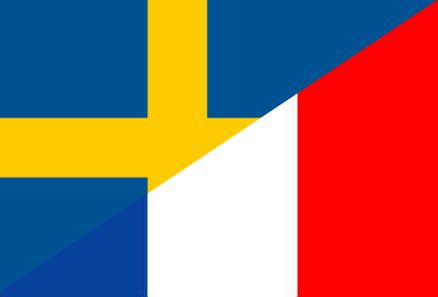Global Padel Juniorer 2019 - 1/4 tjejer - Match 3 - Frankrike vs Sverige