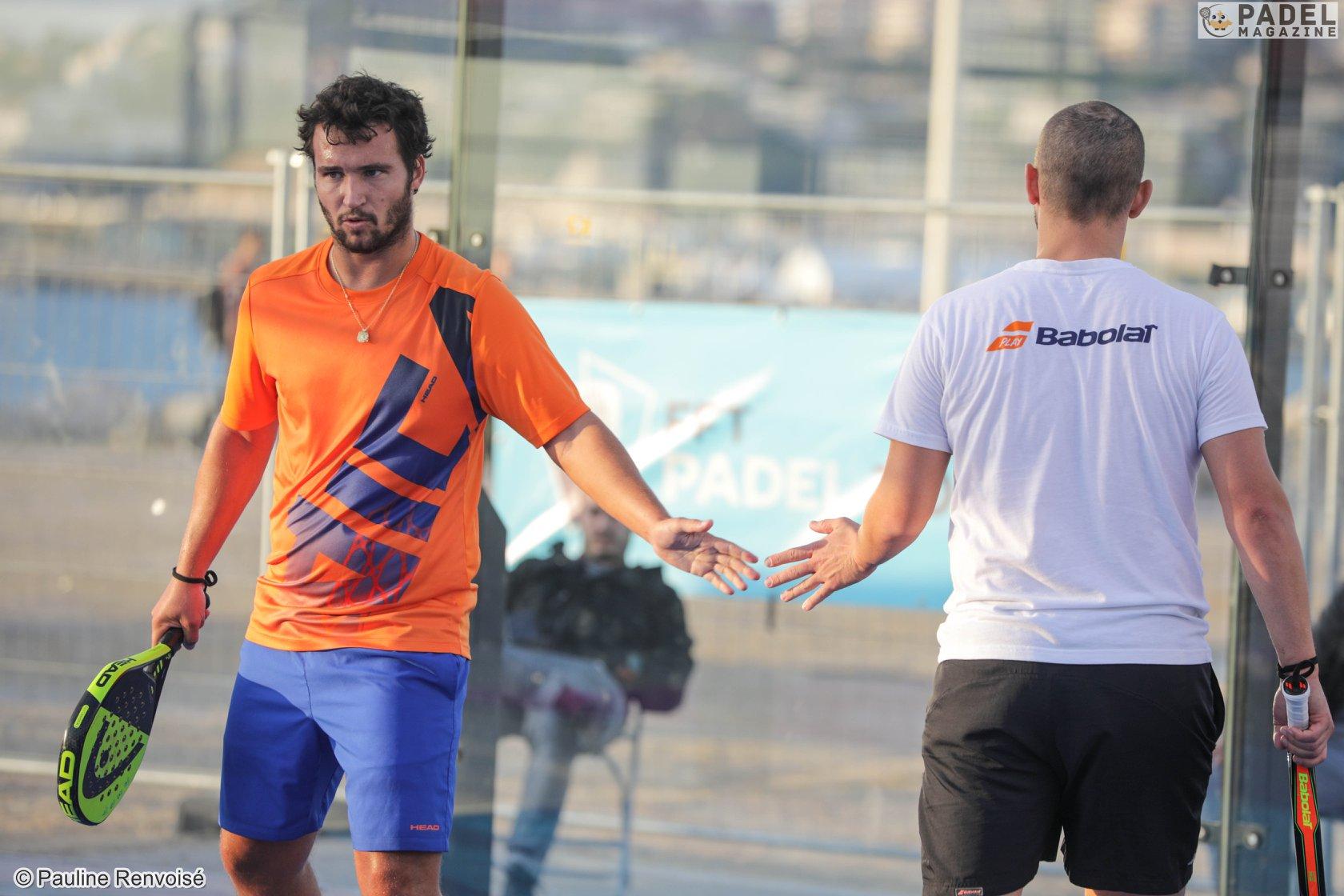 Masters FFT PADEL TOUR Marseille 2019 – On finit par du très lourd !