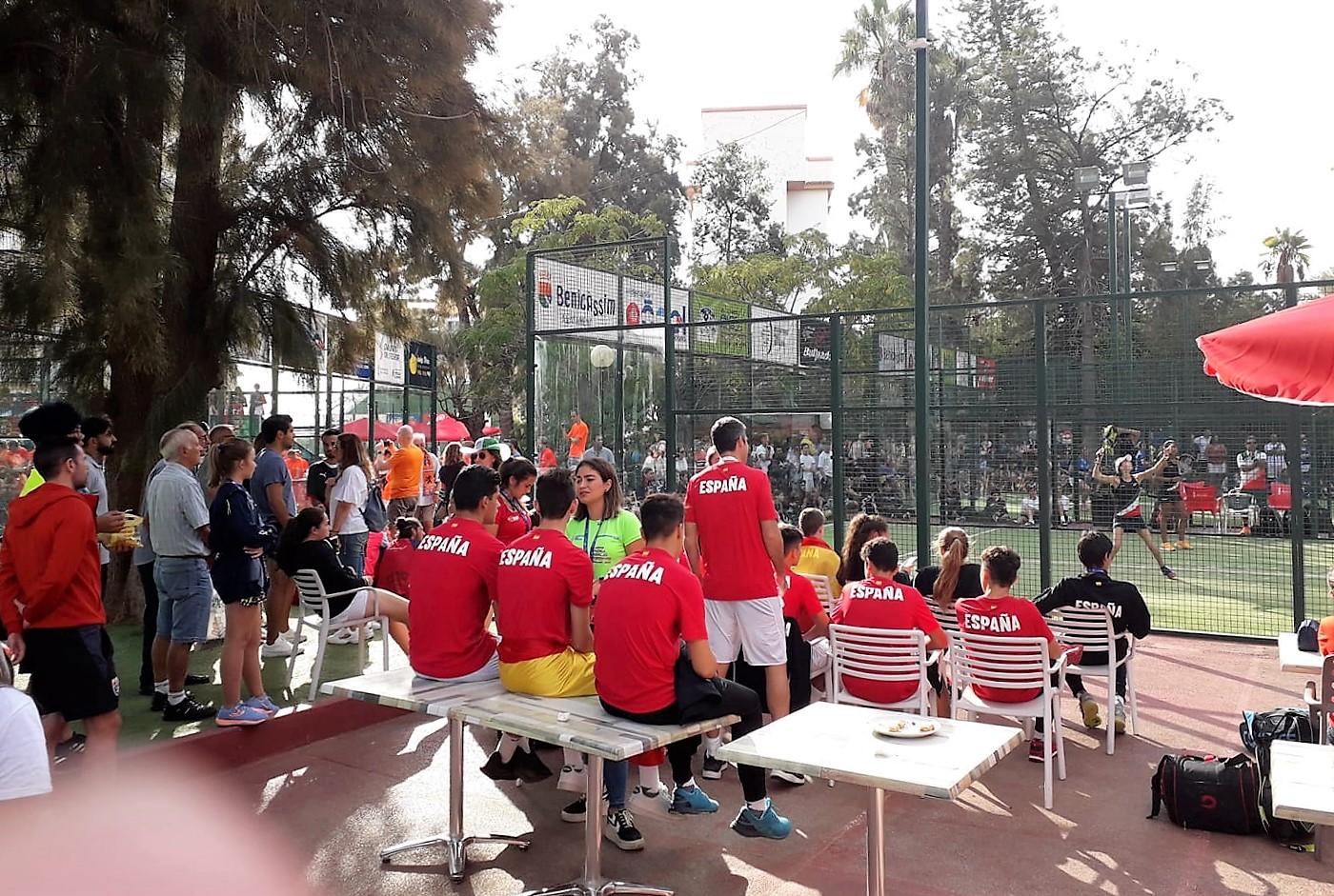 Campeonato Francês Interligue Juvenil Padel em Toulouse Padel clube
