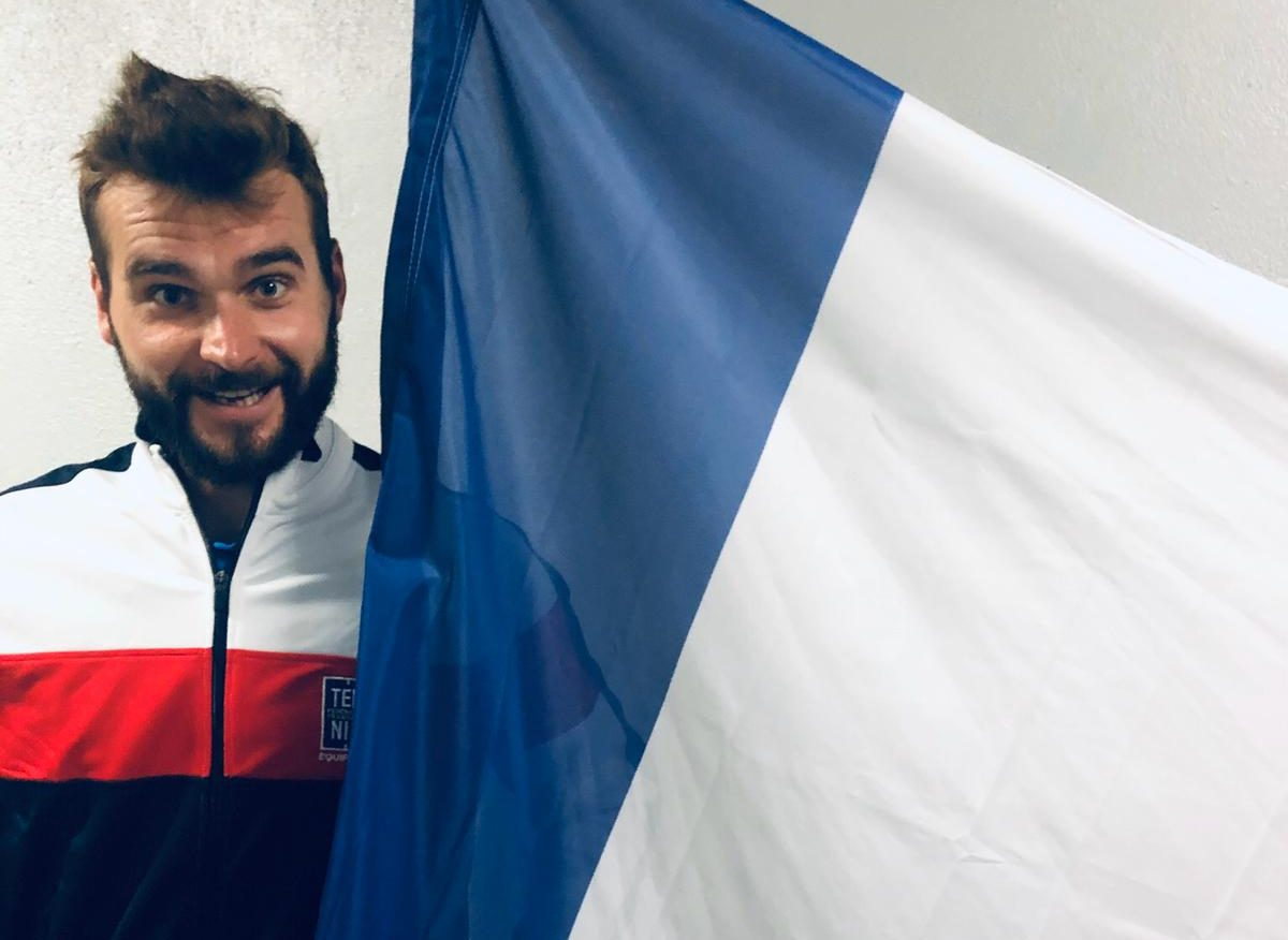 """Eric Quillet : """"Remonté à bloc, le rêve est permis !"""""""