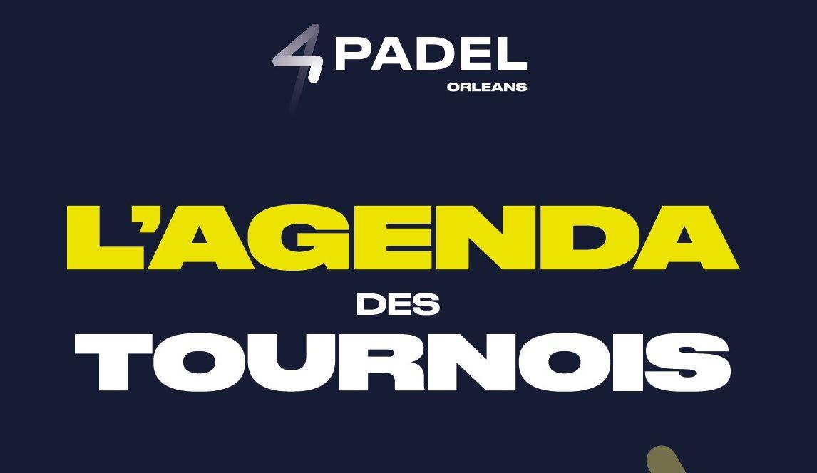4PADEL Orleans: desde padel ¡hasta diciembre!