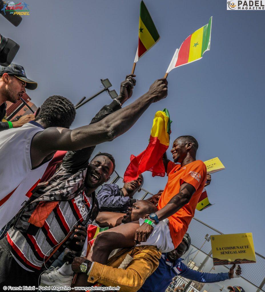"""Philippe Apack : """"Tennis Padel sans Frontières veut aider les jeunes au Sénégal"""""""