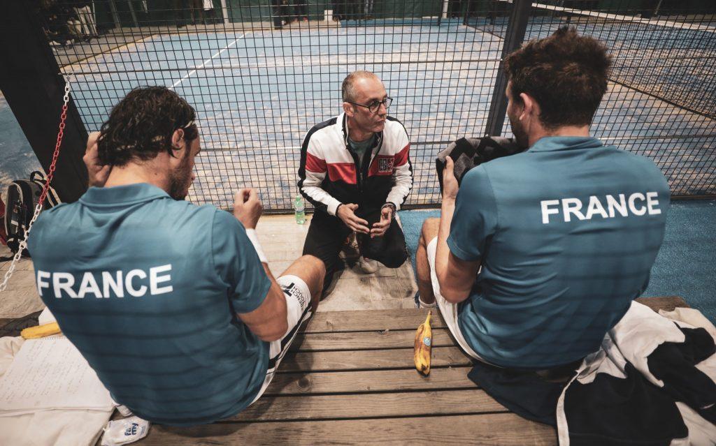 """Alexis Salles : """"On perd l'un des piliers de l'équipe de France messieurs"""""""