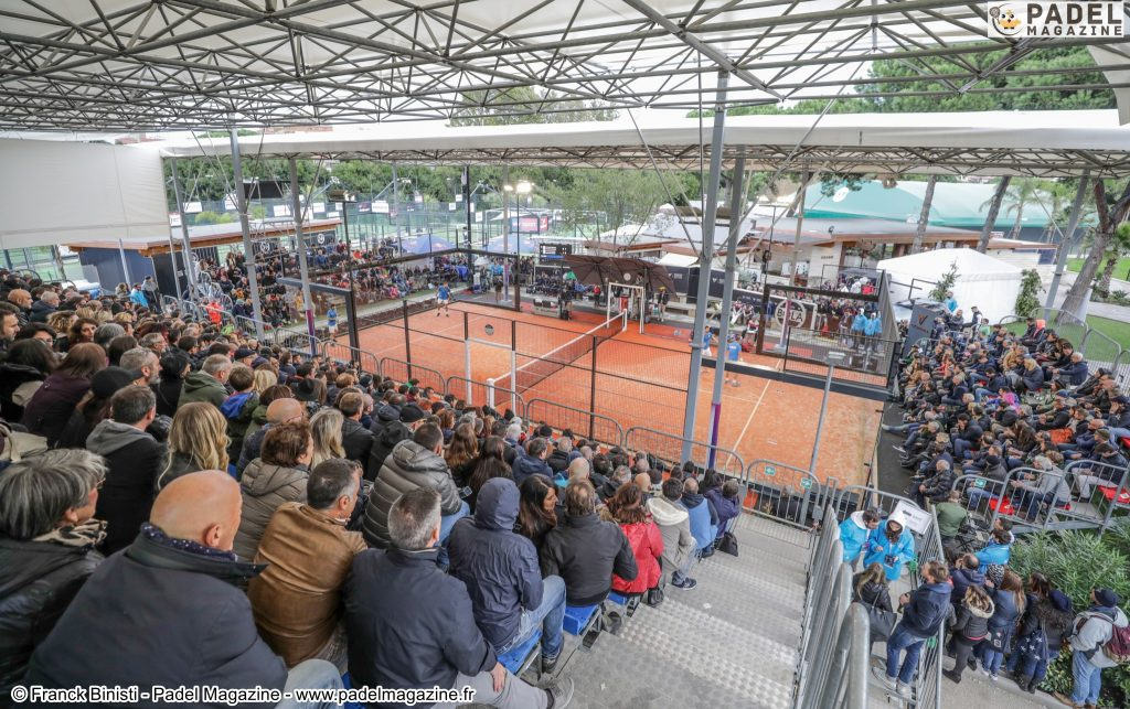 Europe and World padel 2021