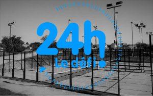 24 godziny padel w Mauguio - turniej Padel przez 2 dni, w tym noc!