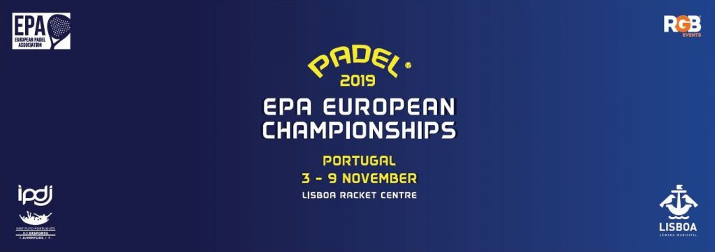 Results of the EPA European Championships category team in Lisbon.