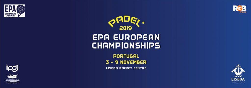 Risultati della squadra della categoria Campionati europei EPA a Lisbona.