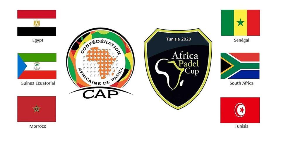 2 pays de plus à l´Africa Padel Cup