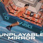 Asics unplayable mirror