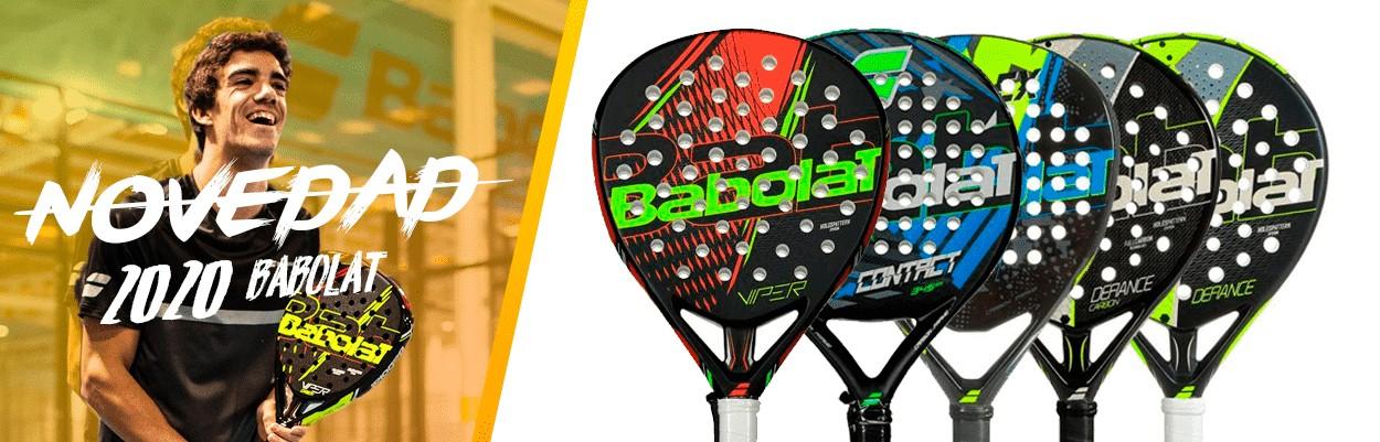 Babolat 2020|Babolat Contact 2020|Babolat Defiance 2020|Babolat Defiance Carbon 2020|Babolat Reflex 2020|Babolat Reveal 2020|Babolat Viper 2020|Babolat Viper Carbon 2020